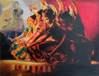 "Viveek Sharma, ""Maiden Express"" or ""Performance personified"", 2010"